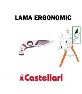 RICAMBIO LAMA ERGONOMIC FORBICI CASTELLARI